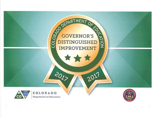 GOVERNORS DISTINGUISHED IMPROVEMENT